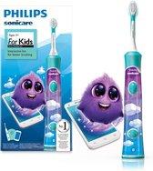 Philips Sonicare HX6321/03 - Elektrische Tandenborstel - Voor Kinderen