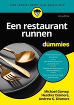 Voor Dummies - Een restaurant runnen voor Dummies