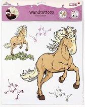 Muur Stickers Nici Horse Club verwijderbaar