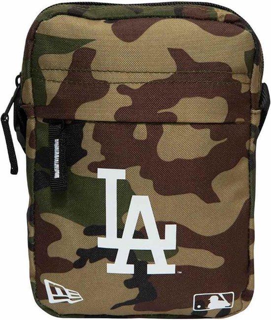 New Era MLB Side Bag LA Dodgers Camo