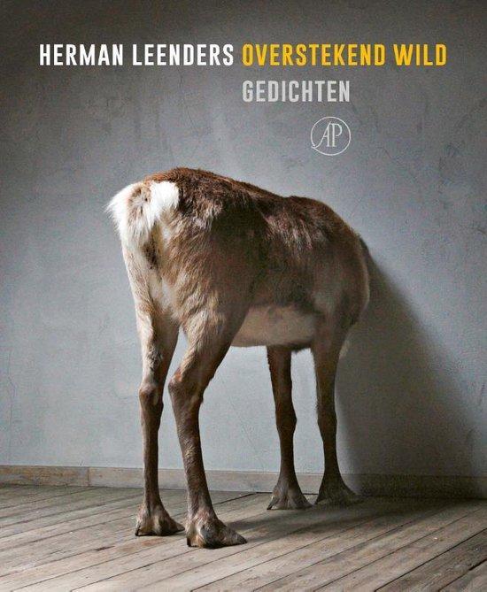 Overstekend wild - Herman Leenders |