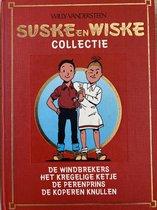 Suske en Wiske Lecturama collectie de delen 179 t/m 182