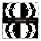 Jonathan Adler Atlas Layered Wood Puzzle