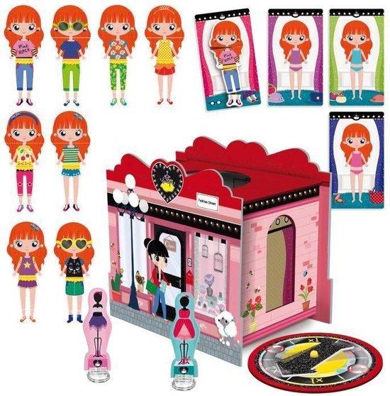 Afbeelding van het spel LISCIANI GIOCHI Loto kleine winkel - vanaf 3 jaar