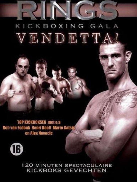 Cover van de film 'Vendetta'