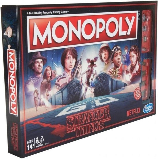 Monopoly Stranger Things - Bordspel