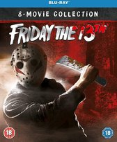 Friday the 13th  Complete 8 Movie Collection (Import)