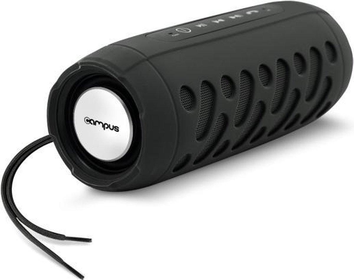 § +Campus BOOMER  BT Wireless Portable Speaker 8W