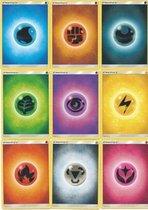 Pokémon 450 random energy kaarten