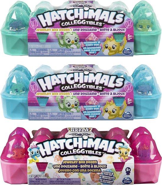 Hatchimals CollEGGtibles 12 Pack Carton Season 6