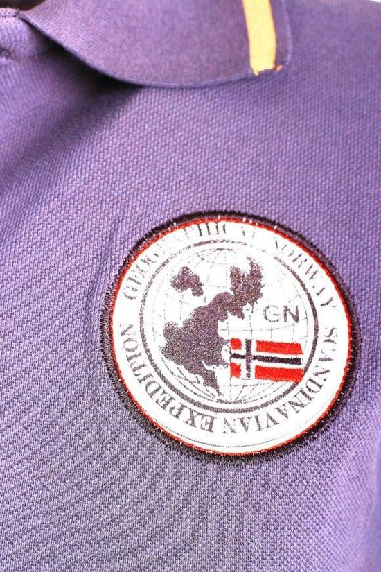 Geographical Norway Poloshirts Heren Poloshirt L