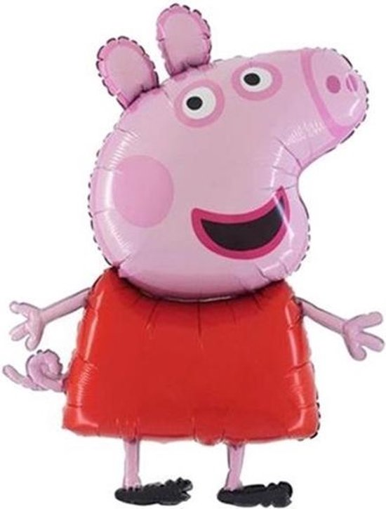 Folieballon Peppa Pig