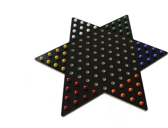 Thumbnail van een extra afbeelding van het spel ster halma