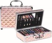 Make-up Koffer Casuelle Roze Holografisch
