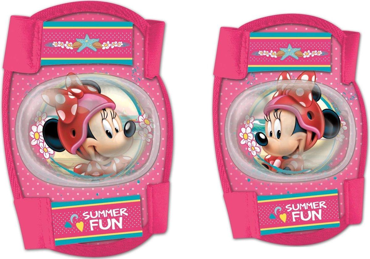 Disney Beschermset Minnie Mouse 4-delig Roze Maat S
