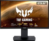 ASUS TUF VG24VQ - Full HD Curved VA Gaming Monitor - 144hz - 24 inch