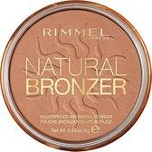 Rimmel London Natural Bronzer Powder - Sun Dance - Beige
