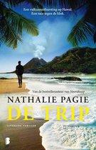 Boek cover De trip van Nathalie Pagie
