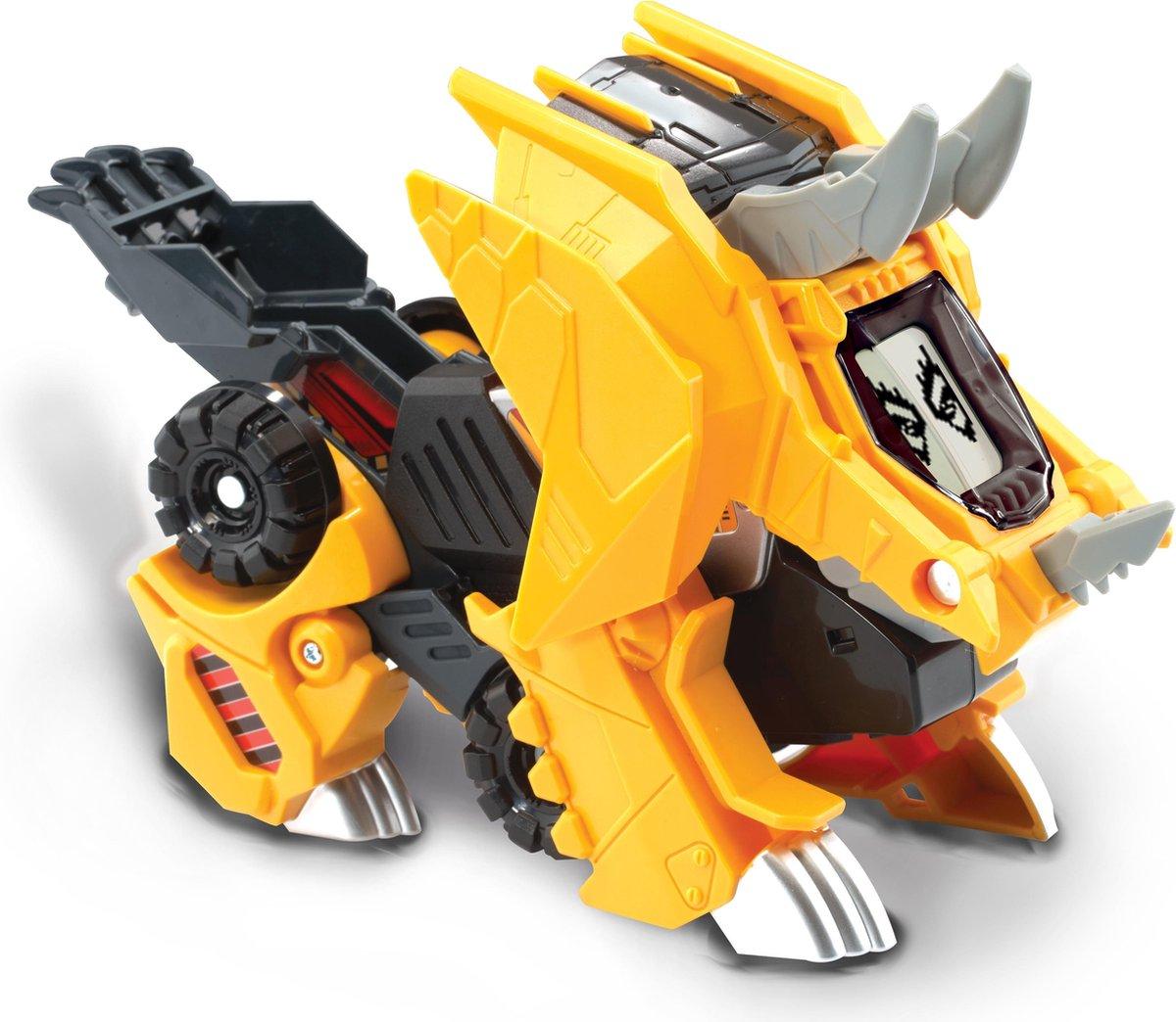 Vtech Switch & Go Dinos - Roxx Triceratops - Educatief Babyspeelgoed