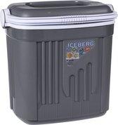 Koelbox ICEBERG 20 liter - Grijs
