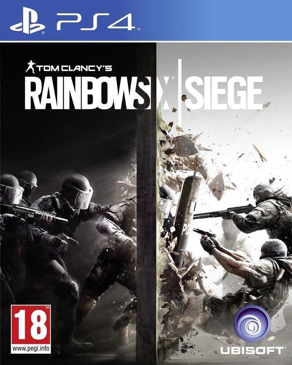 Rainbow Six: Siege - PS4 - Ubisoft
