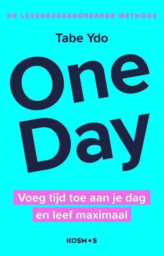 Boek cover One Day Methode van Tabe Ydo (Paperback)