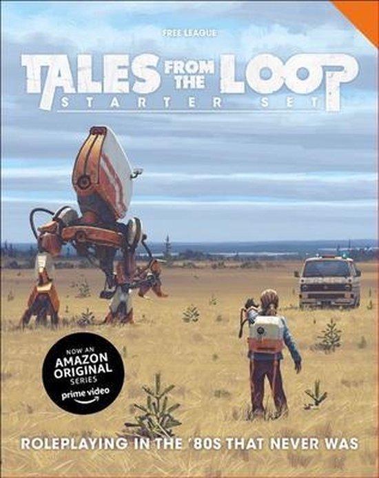 Afbeelding van het spel Tales from the Loop - Starter Set (Engelstalig)