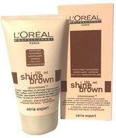 L'Oreal Expert Shine Brown Glansverzorging Gekleurd Haar
