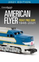 American Flyer Trains Pocket Price Guide 1946-2021 (Greenbergs Guides)