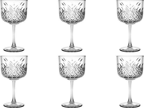 Pasabahce Gin tonicglas Timeless 55 cl - Transparant 6 stuk(s)