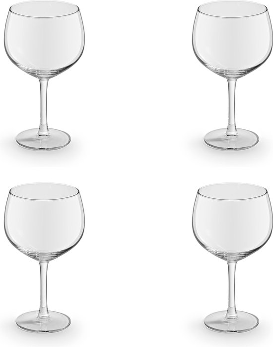 Royal Leerdam Cocktailglas 210262 Cocktail 65 cl - Transparant 4 stuk(s)
