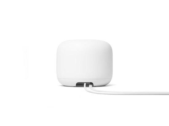 Google Nest WiFi Router en WiFi Punt - Mesh Wifi / Wit