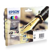 Epson 16 Inktcartridge - Multipack