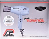 Parlux Advance Light - Föhn - Zwart