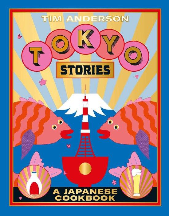 Boek cover Tokyo Stories van Tim Anderson (Onbekend)