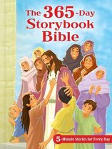 365-Day Storybook Bible, Padded, The