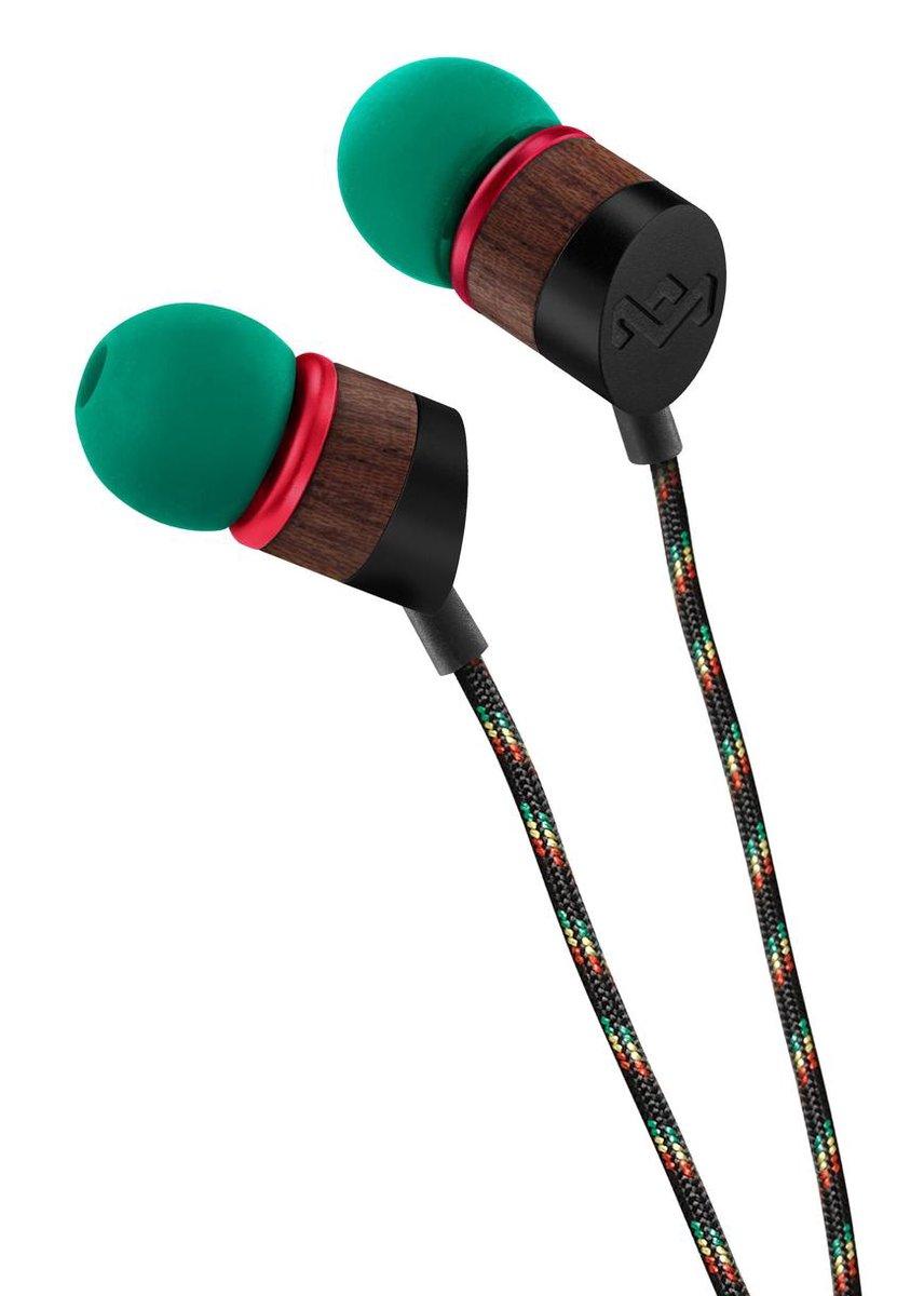 House of Marley Uplift 1kn – In-ear oordopjes – groen
