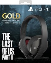 Wireless Headset - Limited Edition The Last of Us™ Part II - Gold
