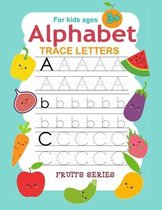 Alphabet Trace Letters for Kids age 3+