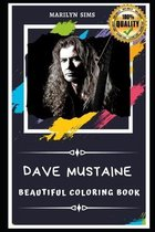Dave Mustaine Beautiful Coloring Book