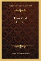 Elan Vital (1917)