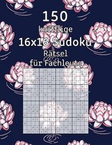 150 knifflige 16x16 Sudoku Ratsel fur Fachleute