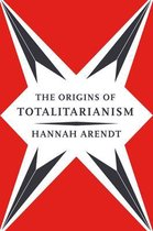 Boek cover The Origins of Totalitarianism van Hannah Arendt