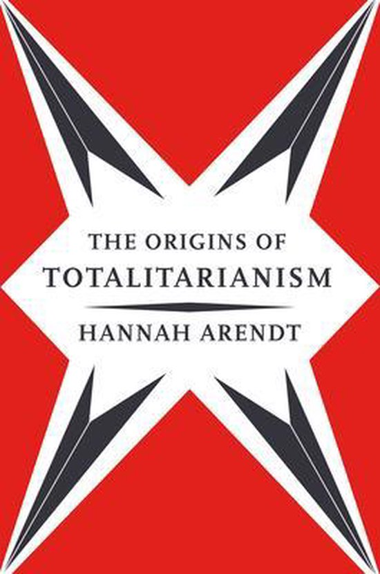 Boek cover The Origins of Totalitarianism van Hannah Arendt (Paperback)