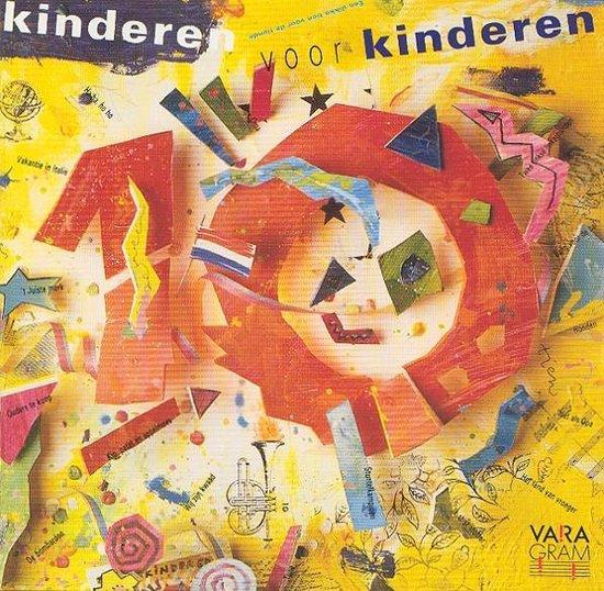 CD cover van Kinderen Voor Kinderen - Deel 10 van Kinderen voor Kinderen