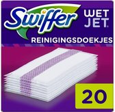 Swiffer WetJet - Reinigingsdoekjes - 20 Stuks