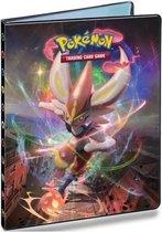 Pokémon Sword & Shield Rebel Clash 9-Pocket Portfolio - Pokémon Verzamelmap
