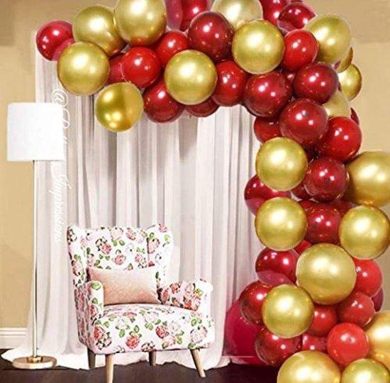 30 romantisch assortiment metallic ballonnen - Sara - Abraham - verjaardag ballonnen - Balonnen ;) extra groot 38 cm lang - hoge kwaliteit bio afbreekbaar latex - lucht en Helium ballonnen - Nu incl. gratis snel sluiters met lint t.w.v. 8,95