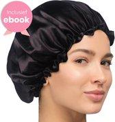 DOCH® Satijnen Slaapmuts - Bonnet -  Krullend Haar Producten - Curly Girl Proof - Satijn