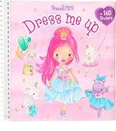 Princess Mimi Dress Me Up stickerboek